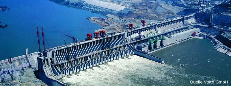 Sanxia Dam